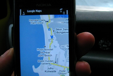 Google map application Best Google Android Applications For Drivers